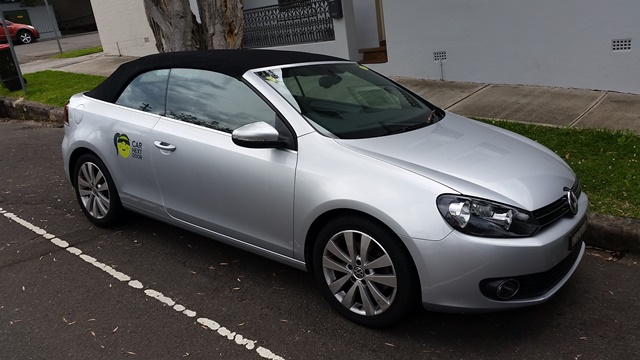 Picture of Galina's 2013 Volkswagen Golf Cabriolet