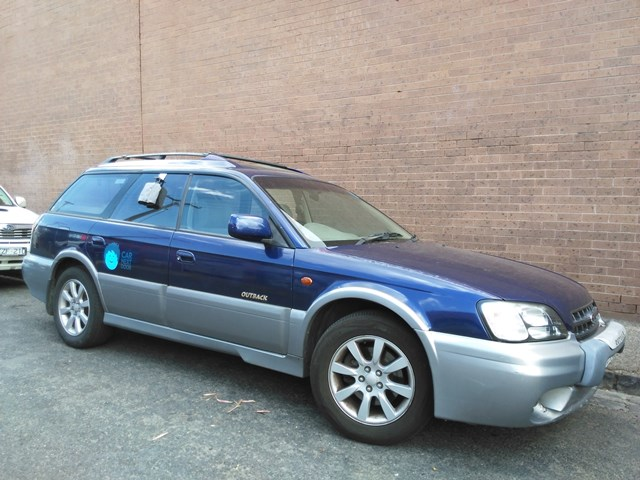 Picture of Will's 2001 Subaru Outback