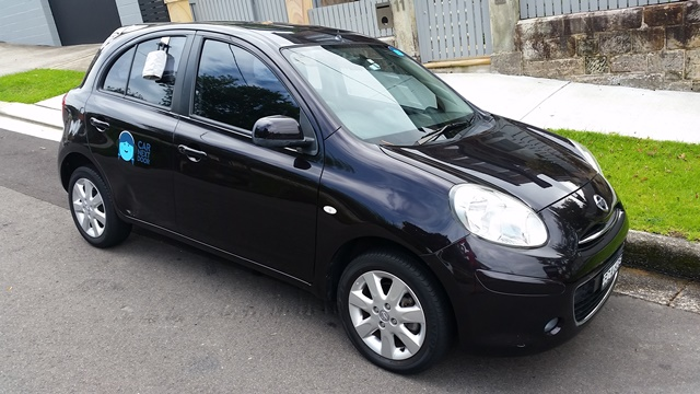 Picture of Ally's 2011 Nissan Micra Ti