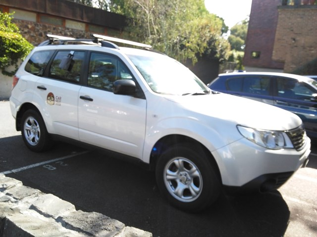 Picture of Fiona's 2011 Subaru Forester