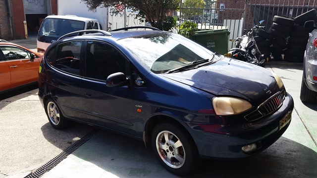 Picture of John's 2002 Daewoo Tacuma