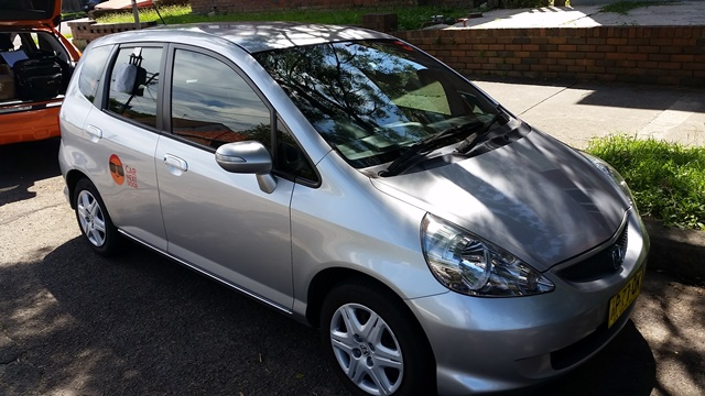 Picture of Jessica's 2007 Honda Jazz