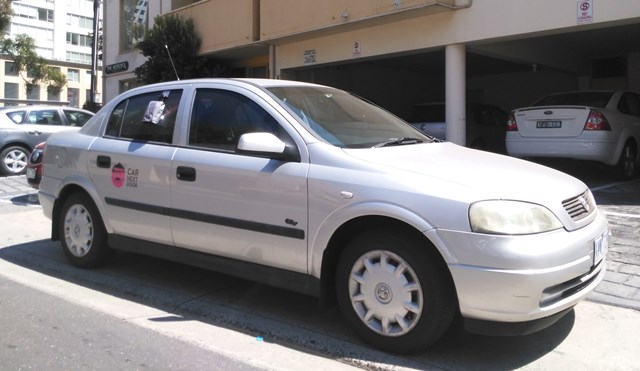 Picture of Amit's 2003 Holden Astra