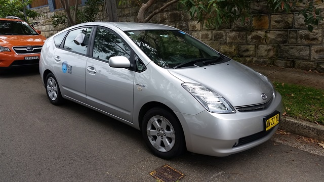 Picture of James' 2006 Toyota Prius