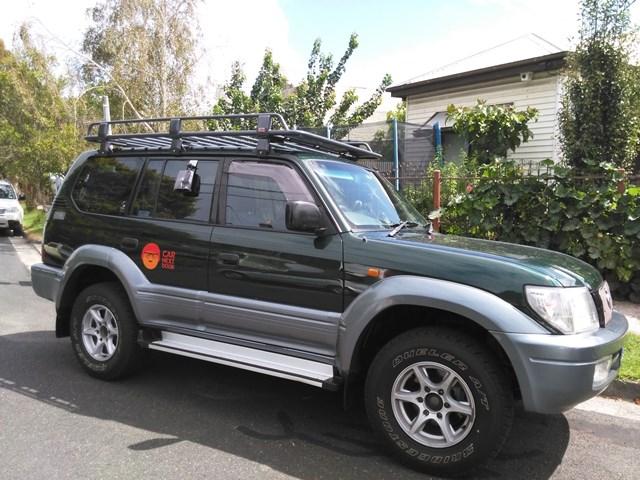 Picture of Geoffrey's 2001 Toyota Prado