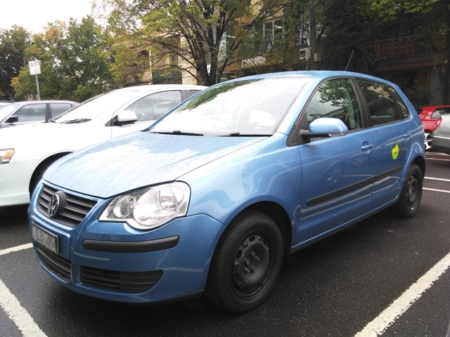 Picture of Mark's 2008 Volkswagen Polo