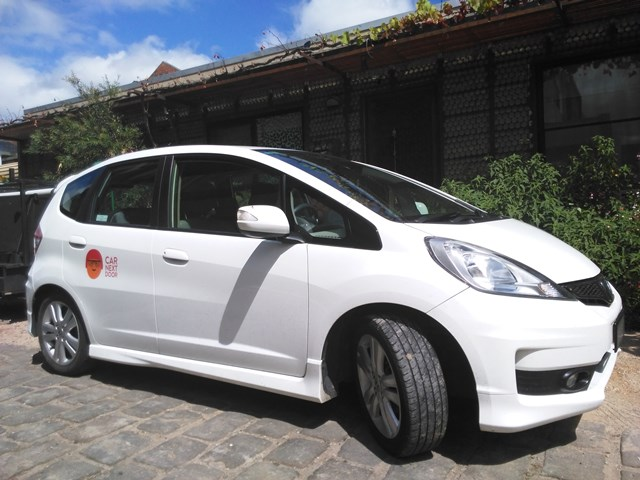 Picture of Jenny's 2013 Honda Jazz