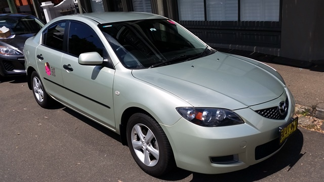 Picture of Jo's 2008 Mazda Neo