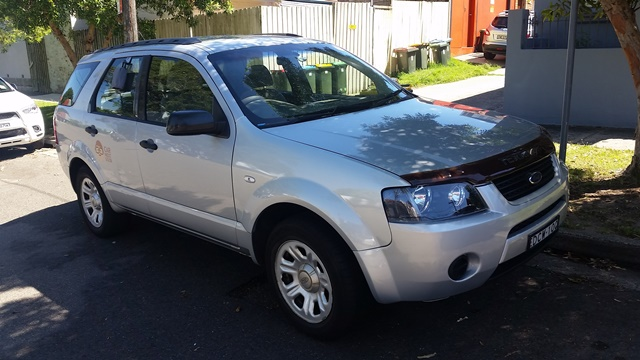 Picture of Eddie's 2005 Ford Territory