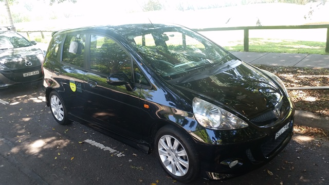 Picture of Sarah's 2005 Honda Jazz
