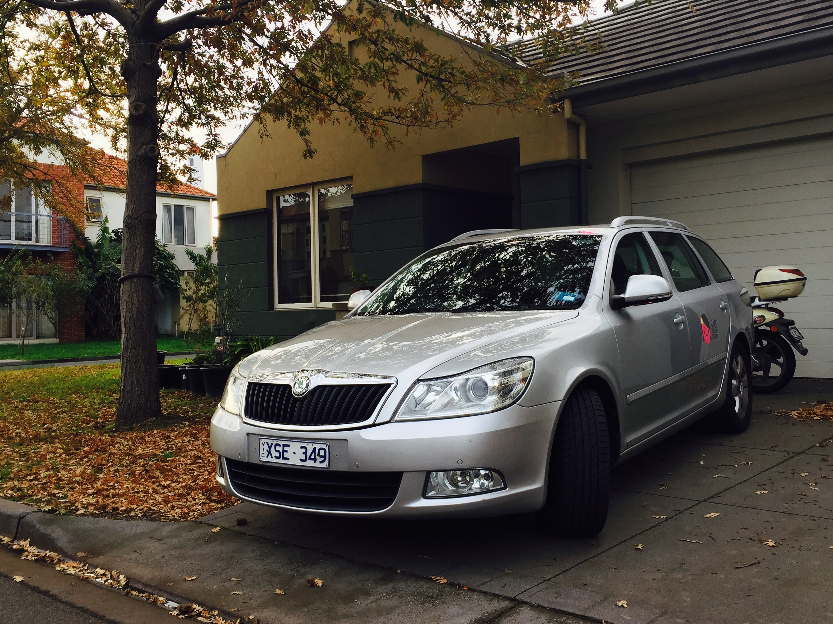Picture of Marc's 2010 Skoda Octavia