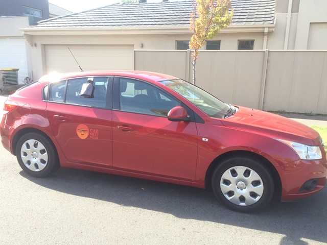 Picture of Ellen's 2012 Holden Cruze