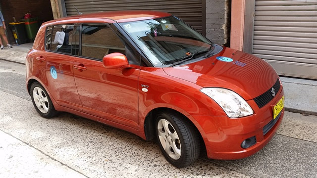 Picture of Anne's 2007 Suzuki Swift