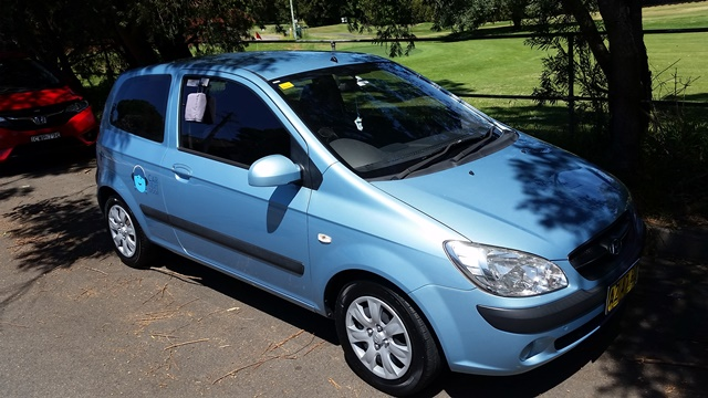 Picture of Emily's 2008 Hyundai Getz