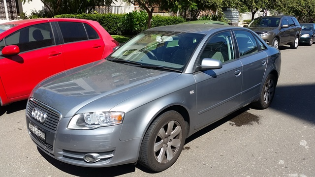 Picture of Sahil's 2005 Audi A4