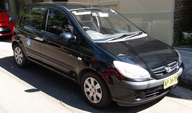 Picture of Lauren's 2007 Hyundai Getz
