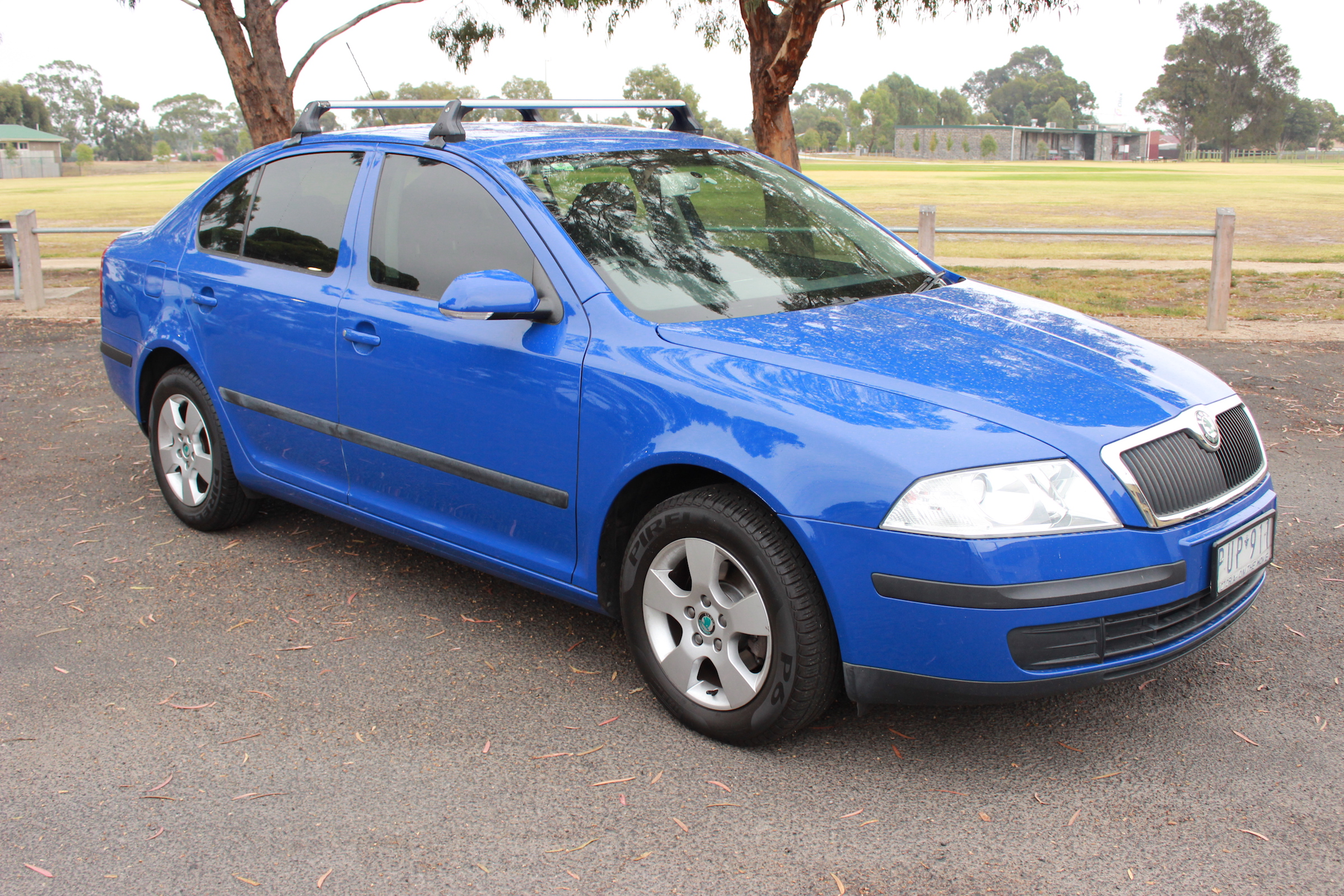 Picture of Rob's 2008 Skoda Octavia
