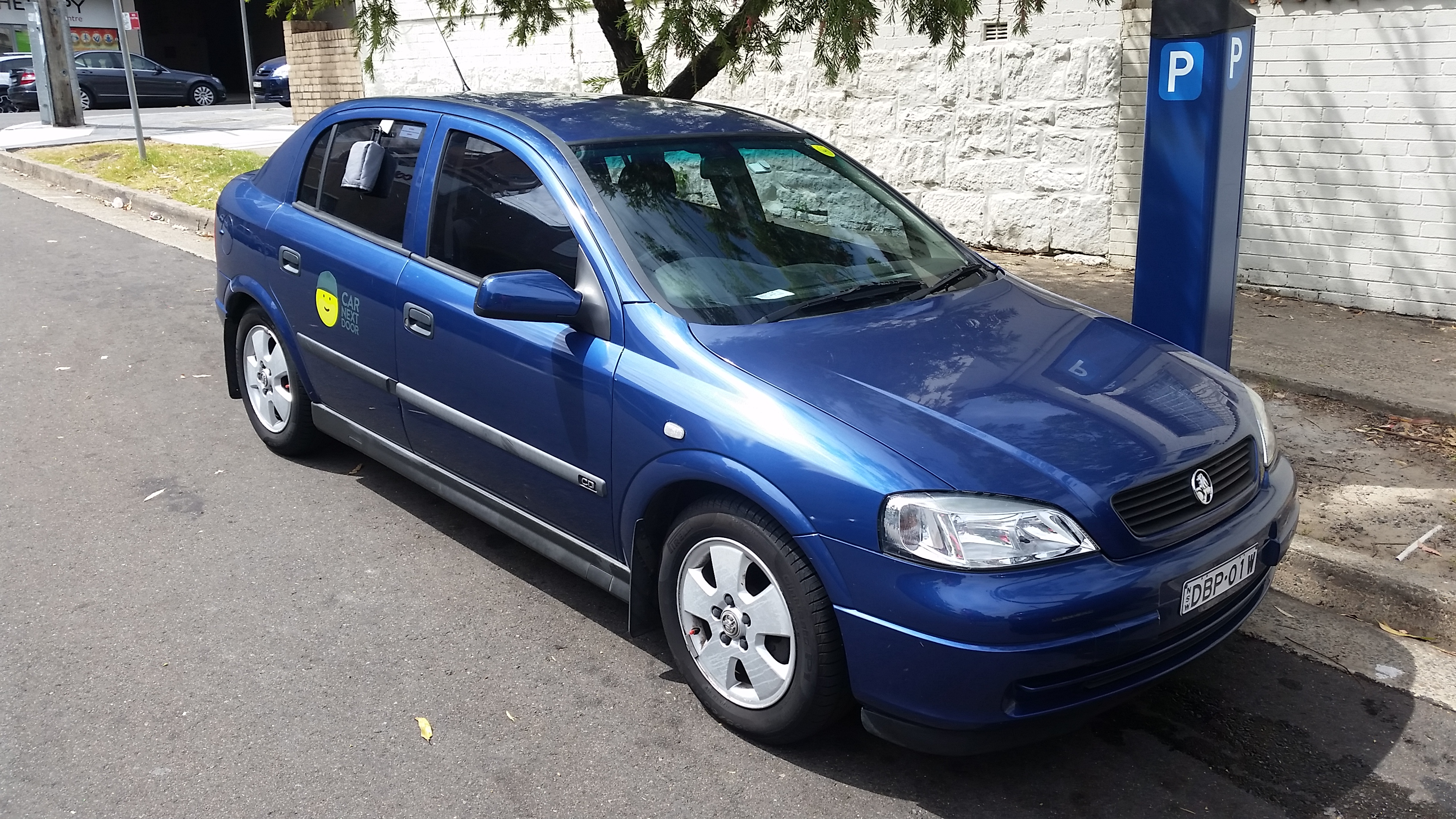 Picture of Eddie's 2002 Holden Astra