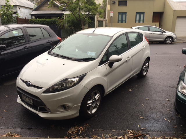 Picture of Megan's 2011 Ford Fiesta