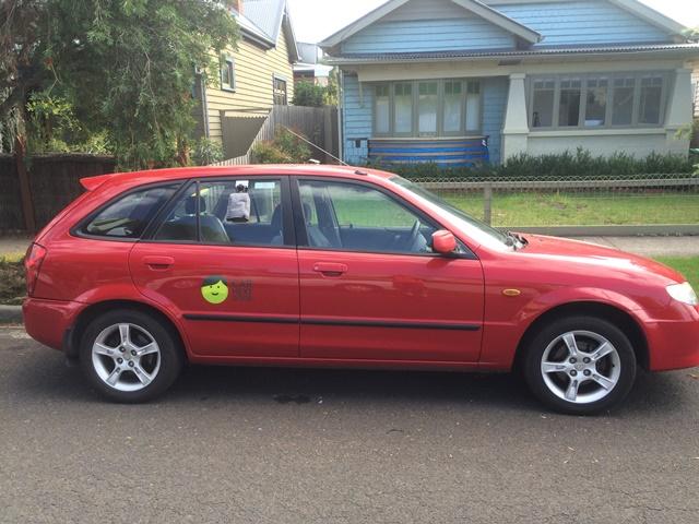 Picture of Brenton's 2003 Mazda 323 Hatchback