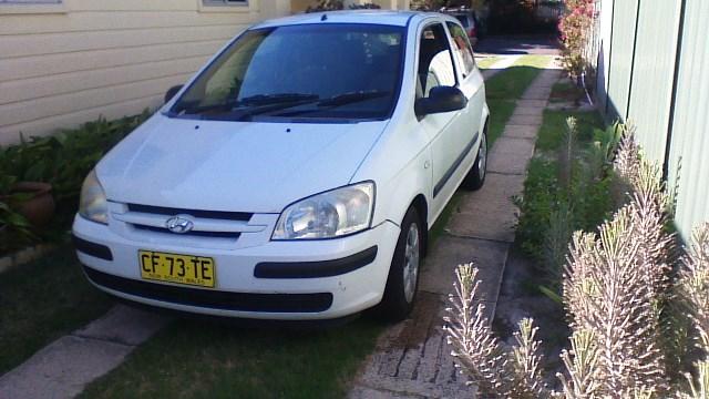 Picture of Robert's 2003 Hyundai Getz