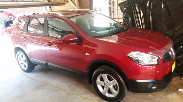Picture of Andrew's 2012 Nissan Dualis +2