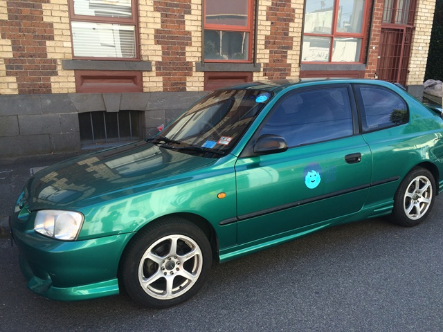 Picture of Daniel's 2002 Hyundai Accent
