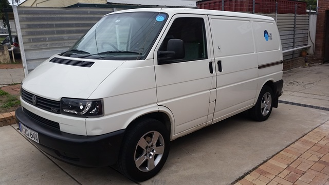 Picture of Martin's 2003 Volkswagen Transporter