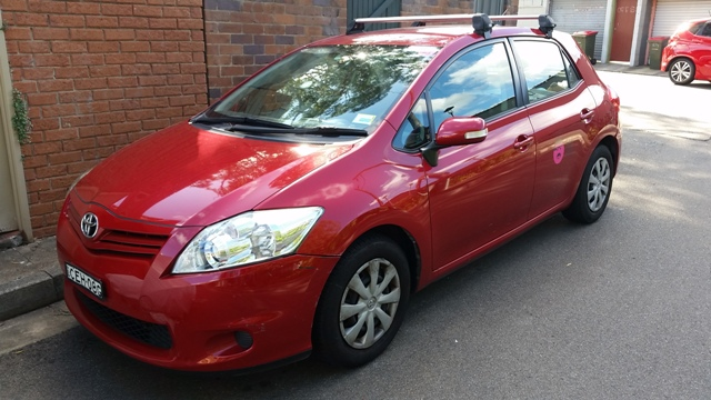 Picture of Julian's 2011 Toyota Corolla
