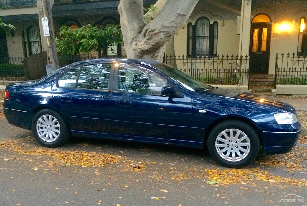 Picture of Stephen's 2004 Ford Falcon