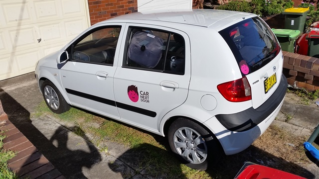 Picture of Jon's 2010 Hyundai Getz