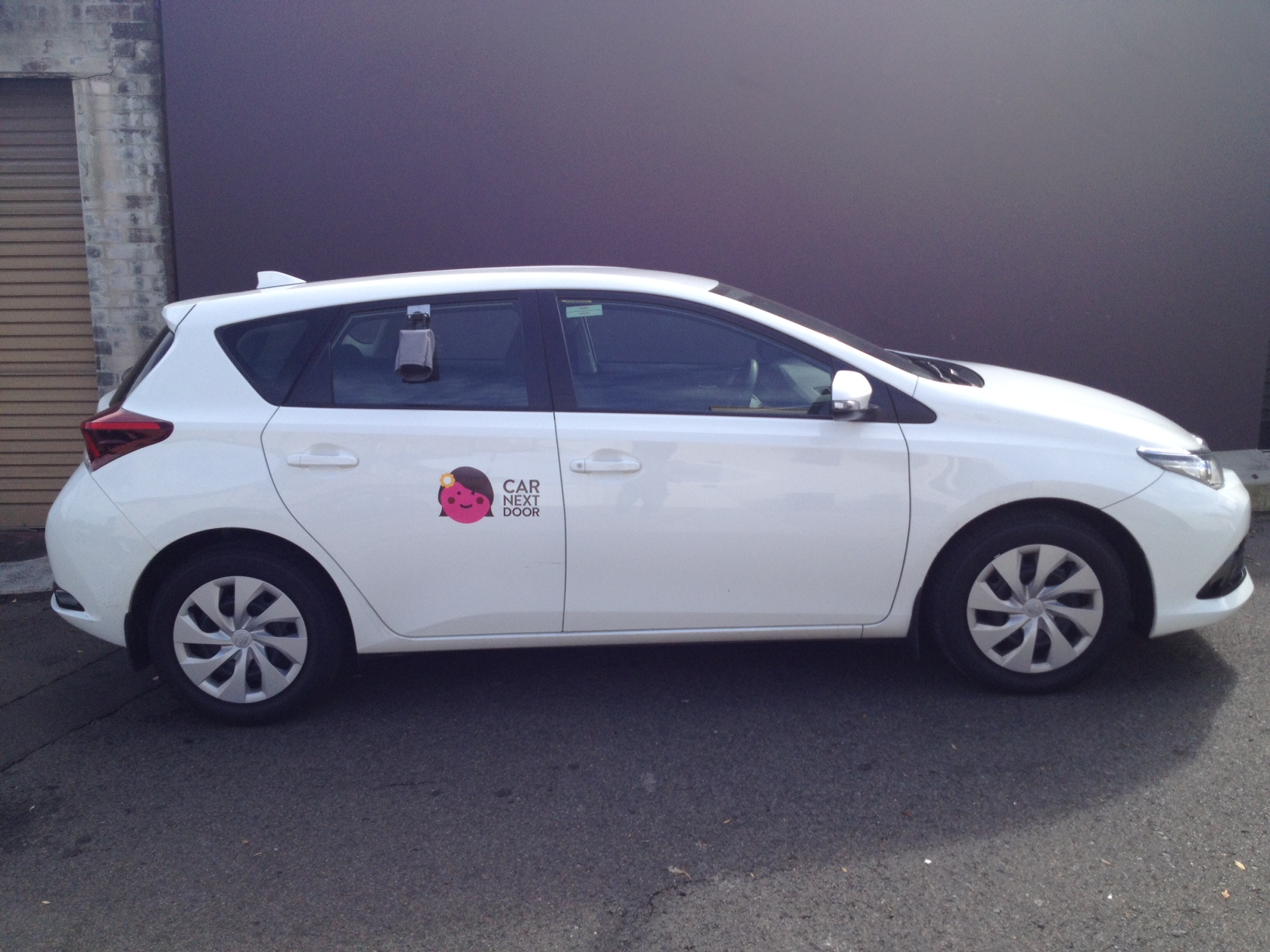 Picture of Derek's 2015 Toyota Corolla
