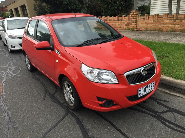 Picture of Shannen's 2009 Holden Barina