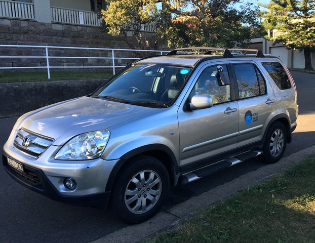 Picture of Adriaan's 2006 Honda CRV