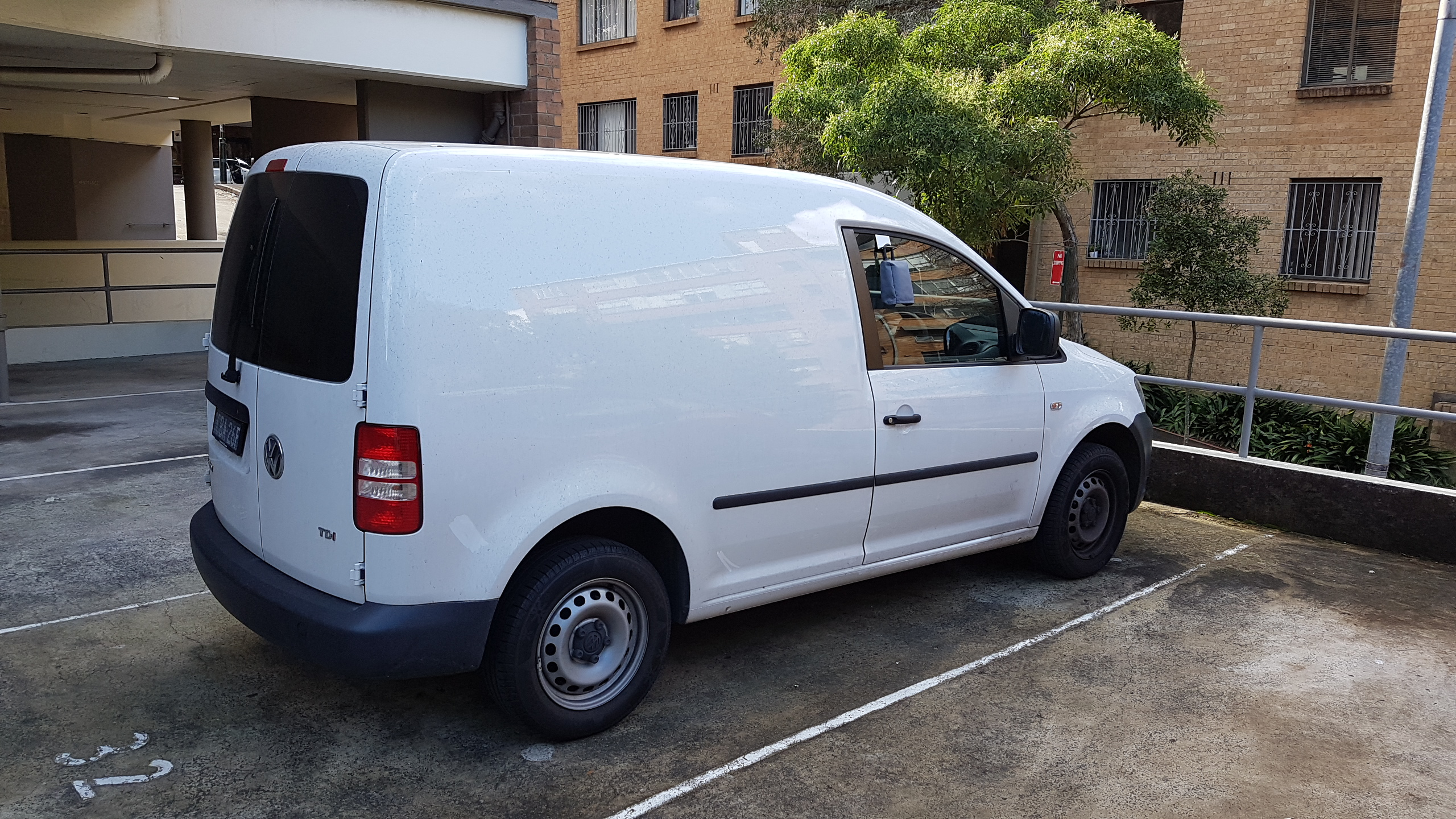 Picture of Sean's 2013 Volkswagen Caddy