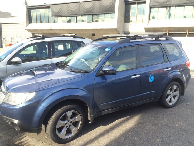 Picture of Sam's 2012 Subaru Forester XT