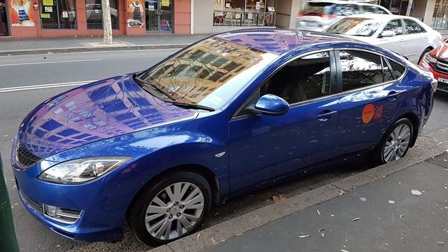 Picture of Jessica's 2008 Mazda 6