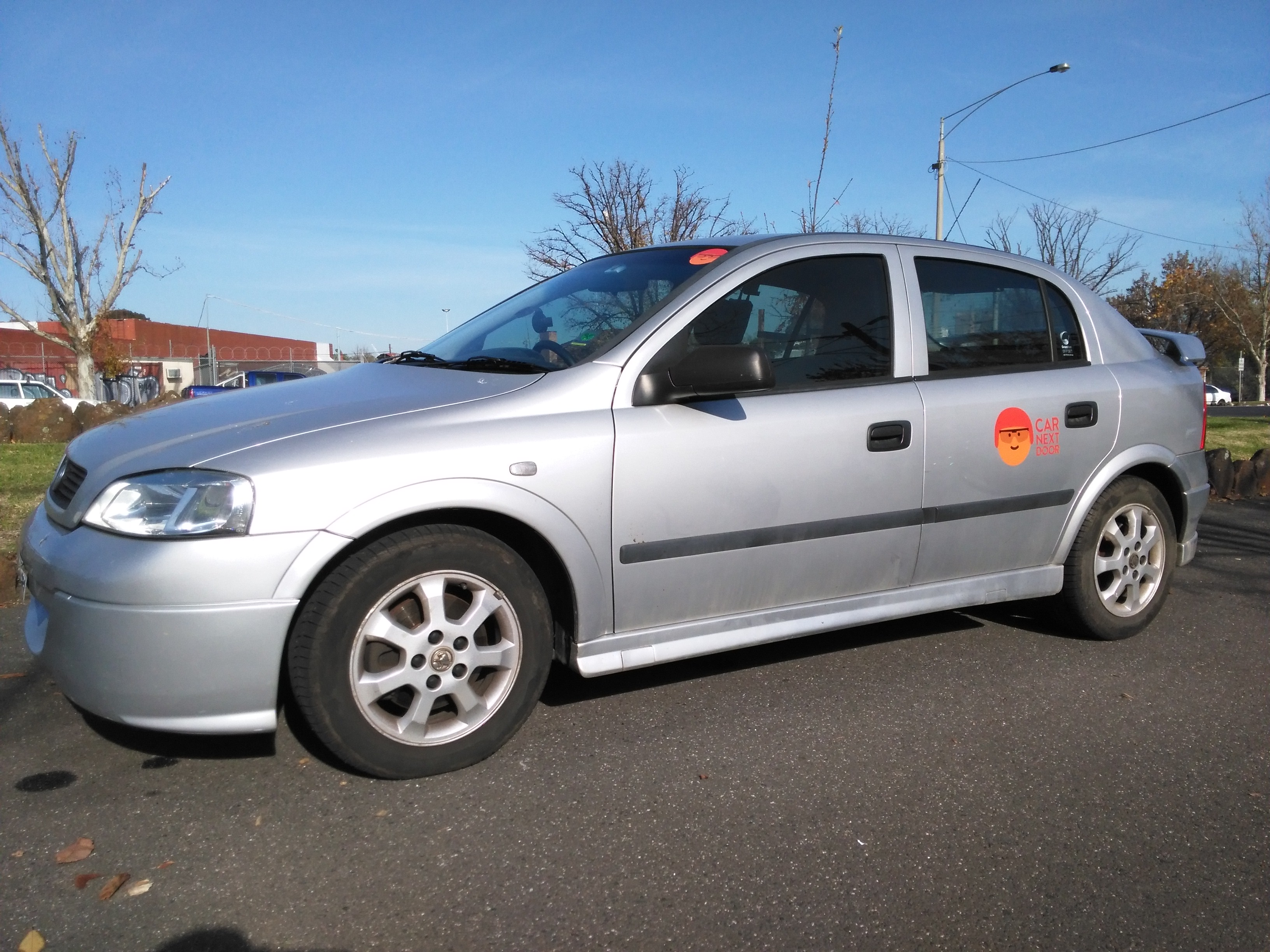Picture of Ashley's 2005 Holden Astra