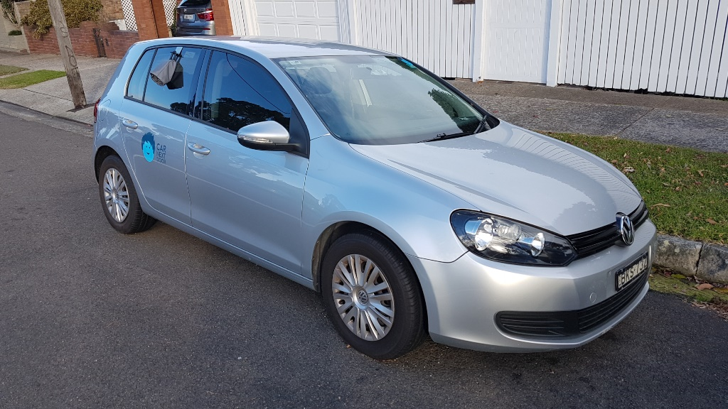 Picture of Tom's 2009 Volkswagen Golf