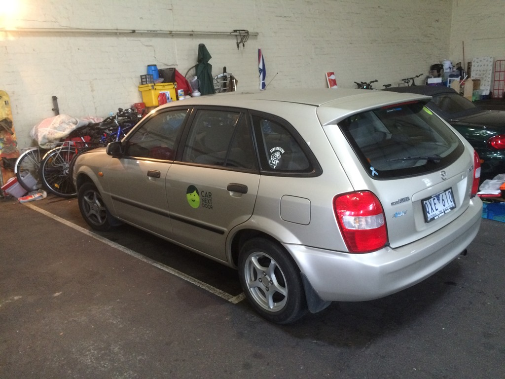 Picture of Duncan's 2003 Mazda 323