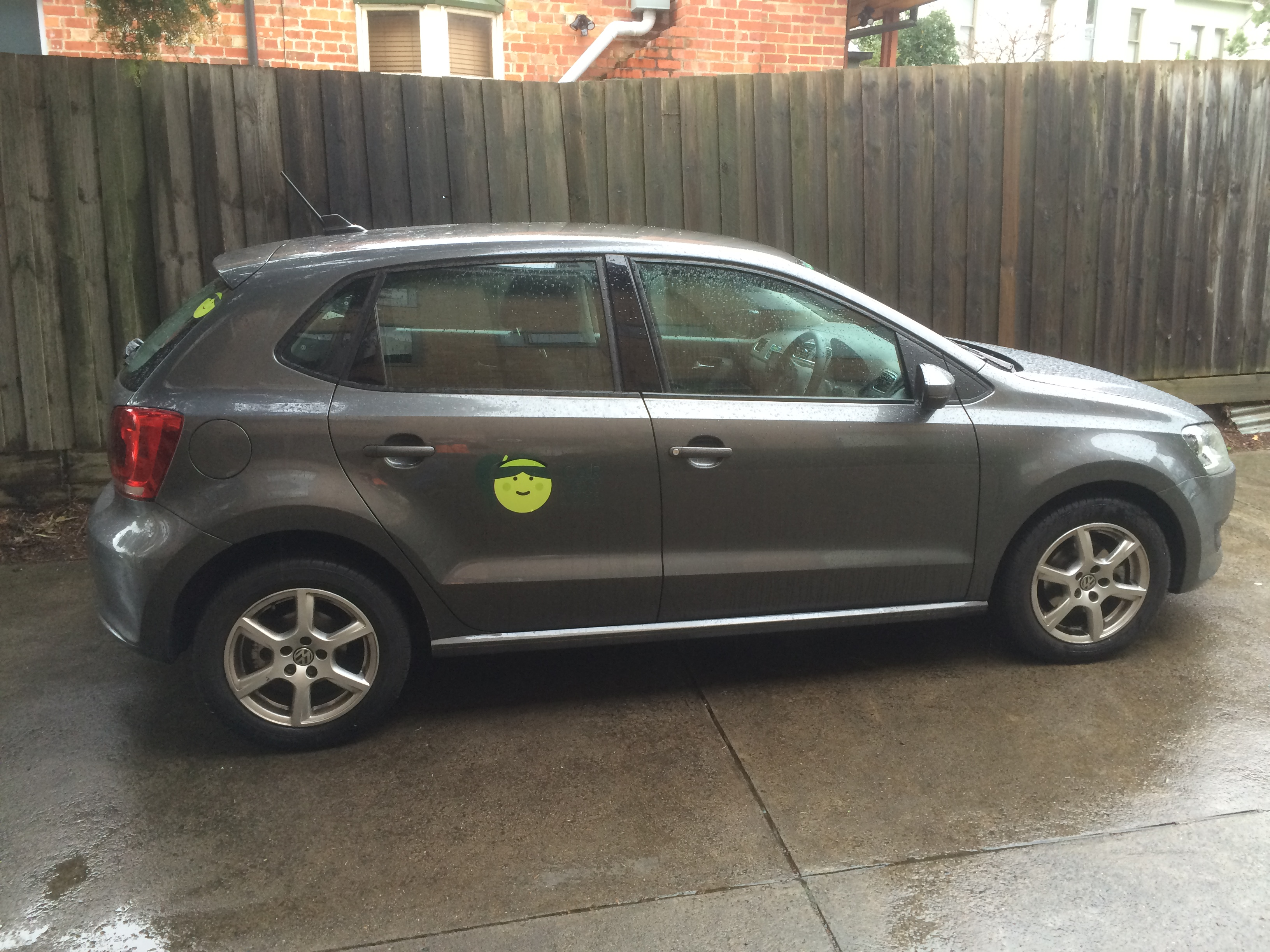 Picture of Bryony's 2014 Volkswagen Polo