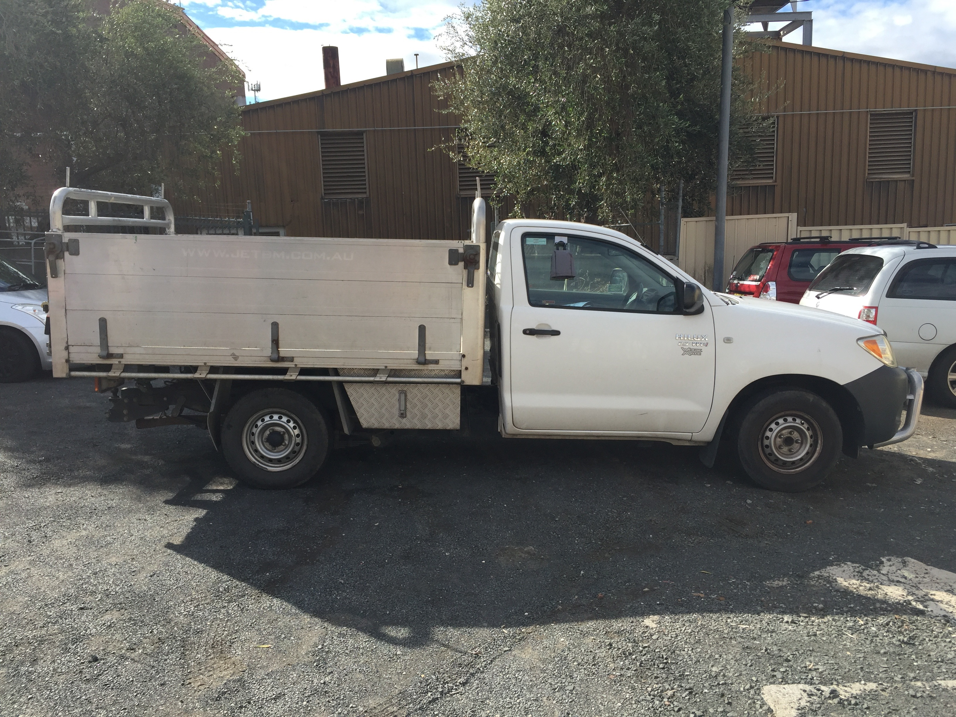 Picture of Phil's 2007 Toyota Hilux Workmate