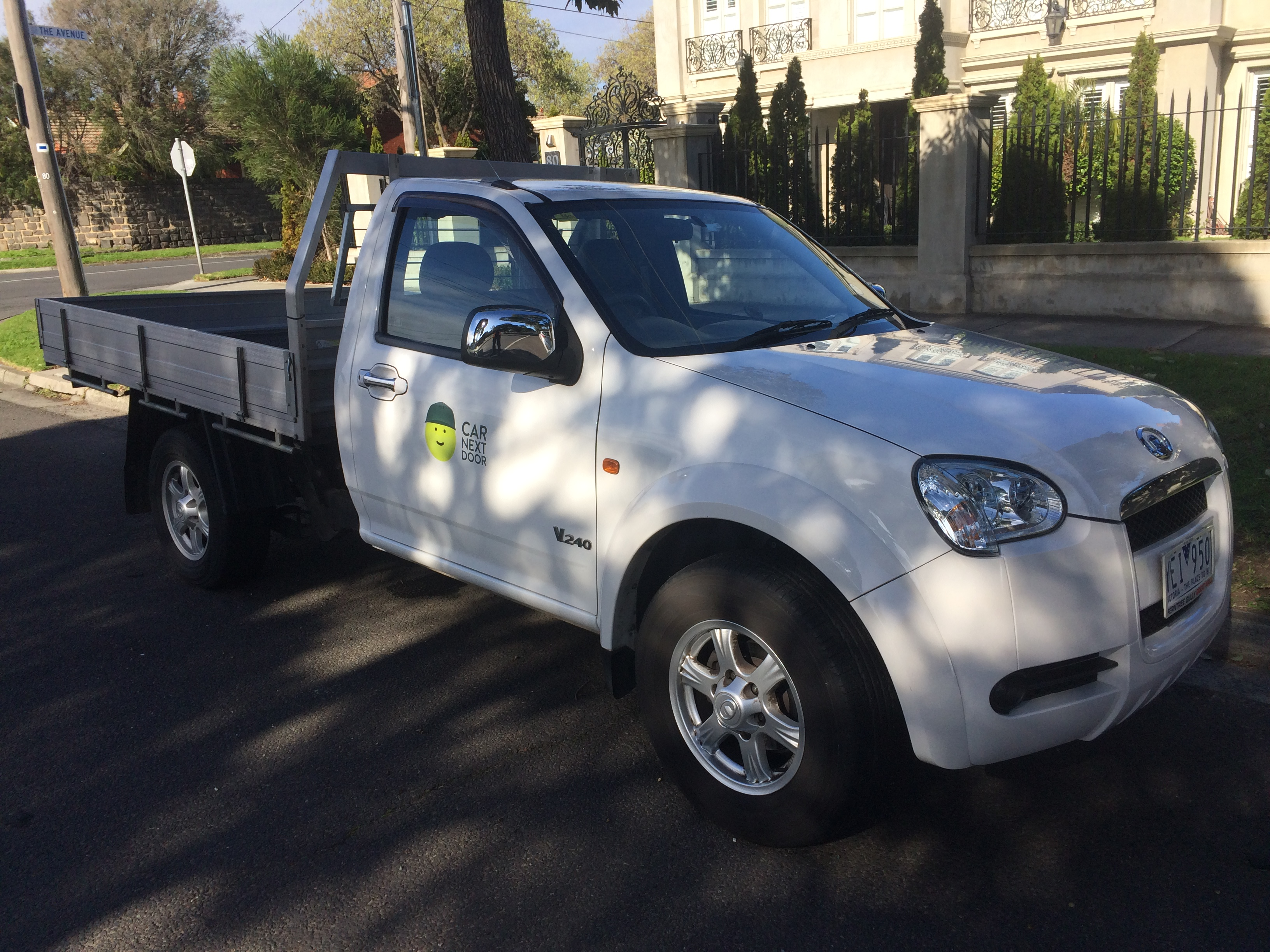 Picture of Urszula's 2011 Other - Economy Great Wall Single cab