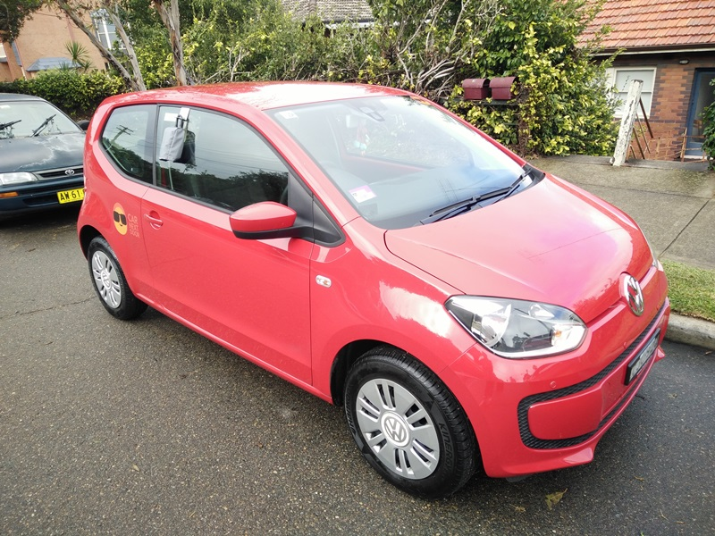 Picture of George's 2012 Volkswagen up!