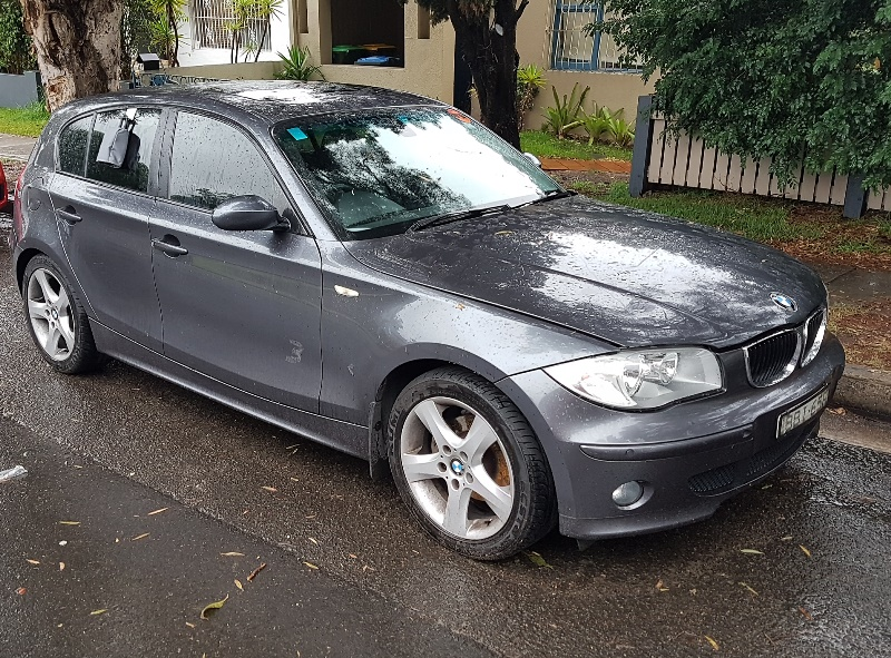 Picture of Jonathan's 2007 BMW 120I Sedan