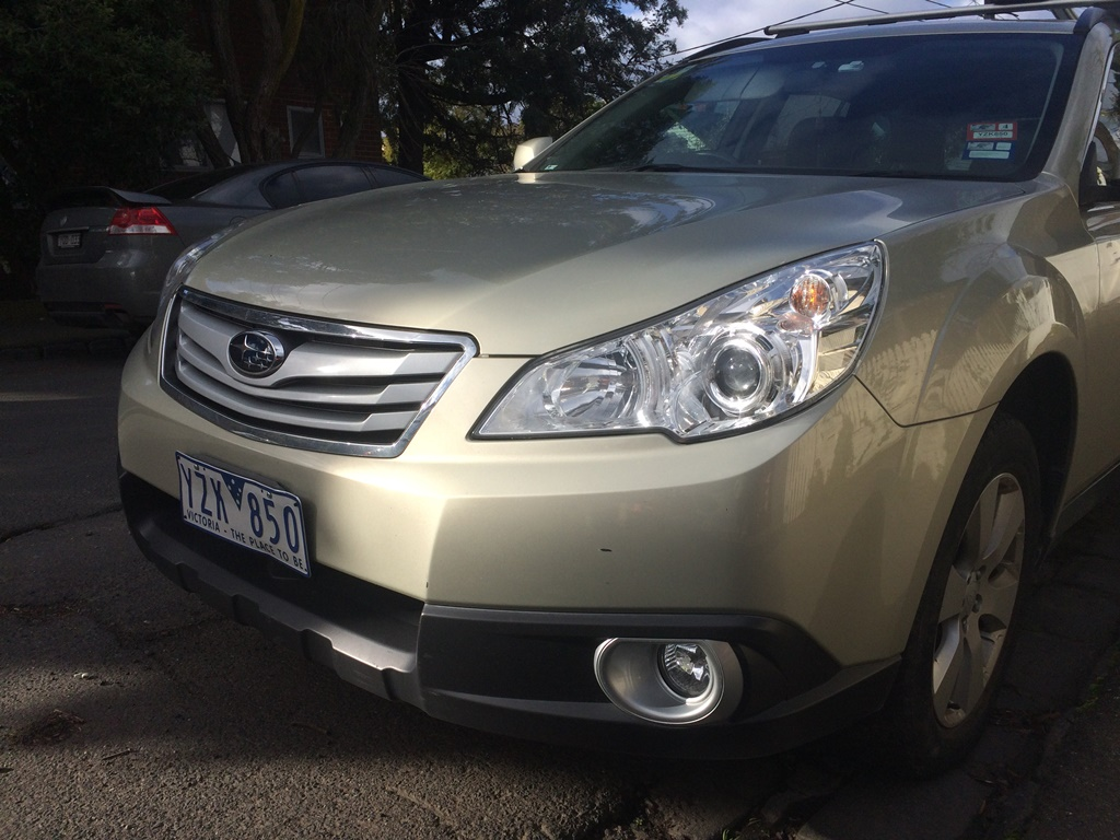 Picture of Mark's 2012 Subaru Outback