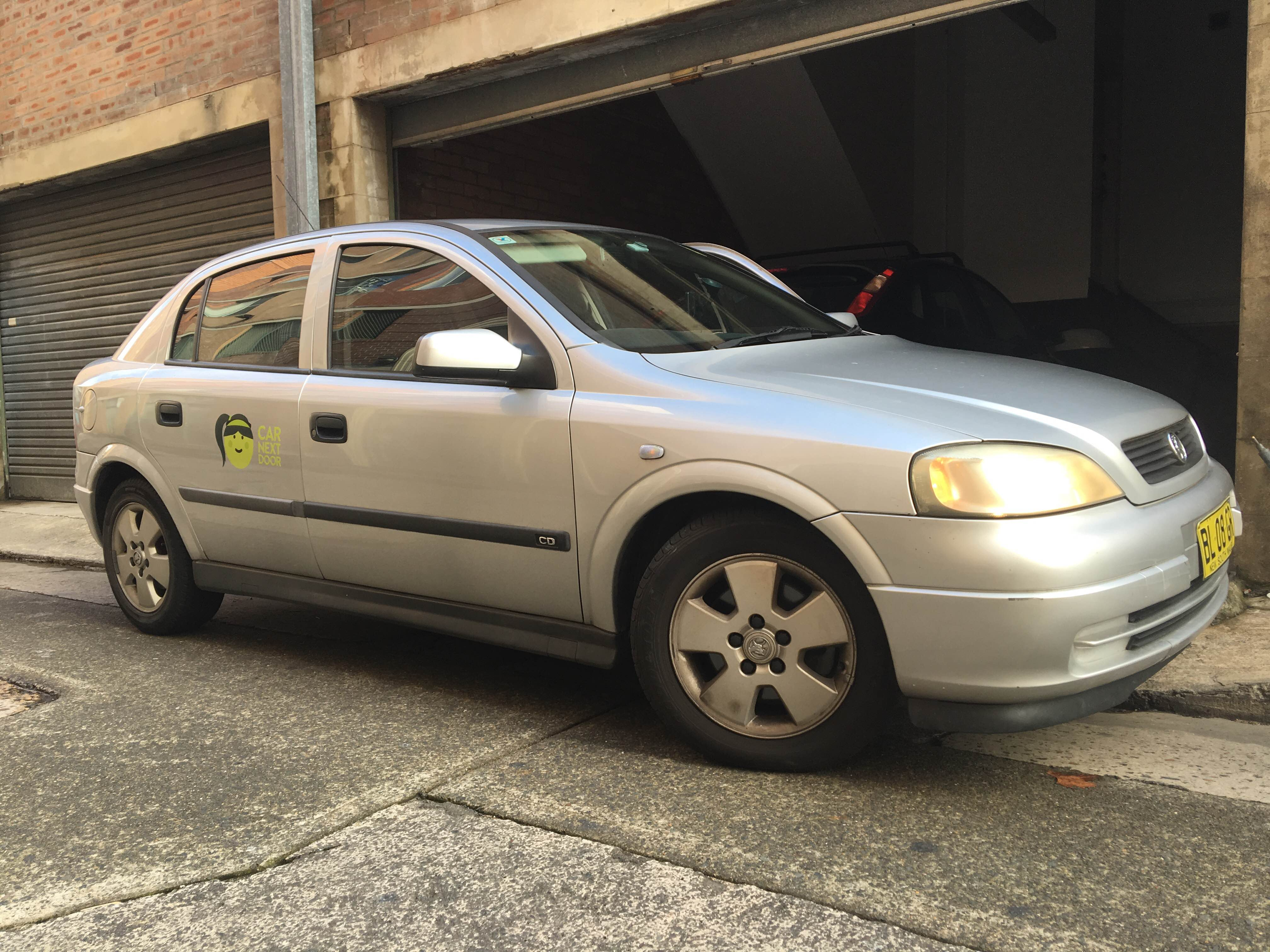Picture of Donna's 2004 Holden Astra
