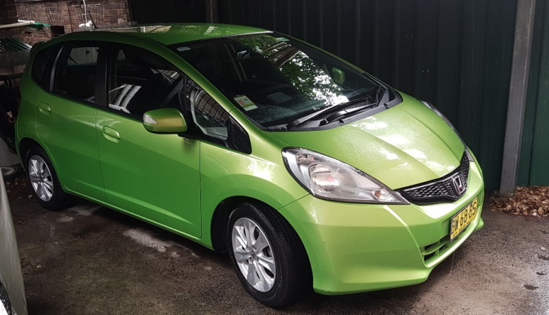 Picture of Linda's 2013 Honda Jazz Vibe