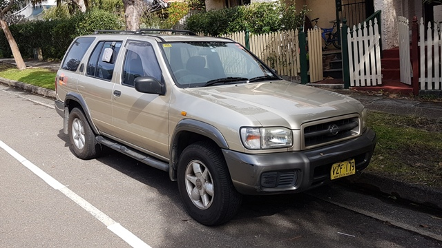 Picture of Karsten's 1999 Nissan Pathfinder