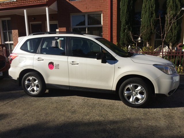 Picture of James' 2014 Subaru Forester